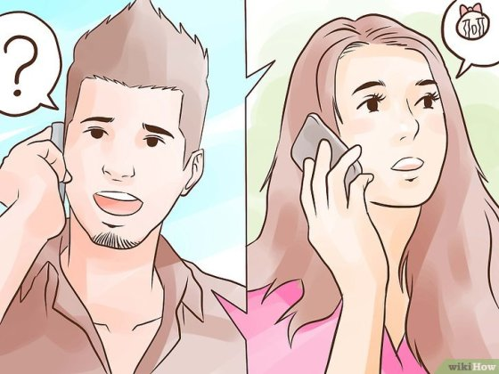 Immagine titolata Flirt With a Girl on the Phone Step 17