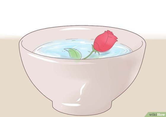 Immagine titolata Make Perfume (Flower Blossoms and Water Method) Step 9
