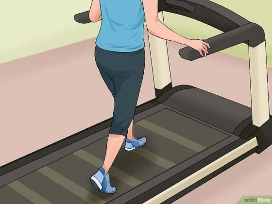 Immagine titolata Train Your 'V Shaped' Walking Style to a Straight Style Step 2