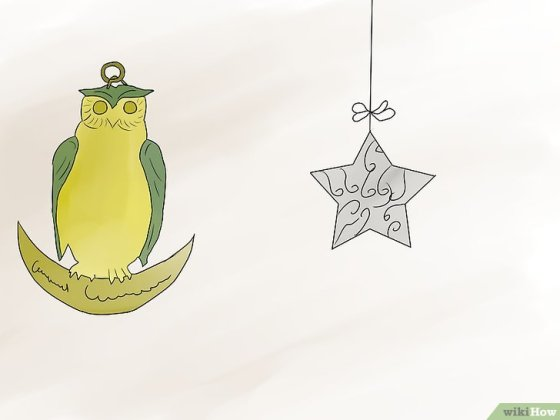 Immagine titolata Make Your Own Christmas Decorations Step 2
