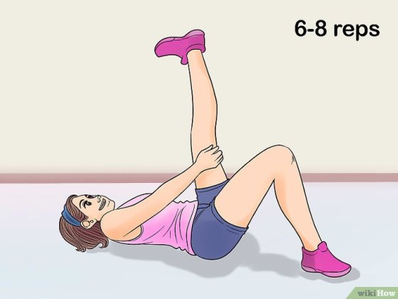 Immagine titolata Relieve Lower Back Tightness Step 2
