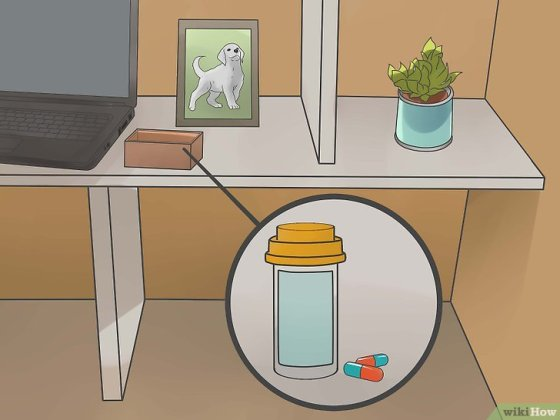 Immagine titolata Remember to Take Medication Step 5