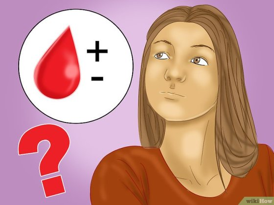 Immagine titolata Determine Positive and Negative Blood Types Step 1