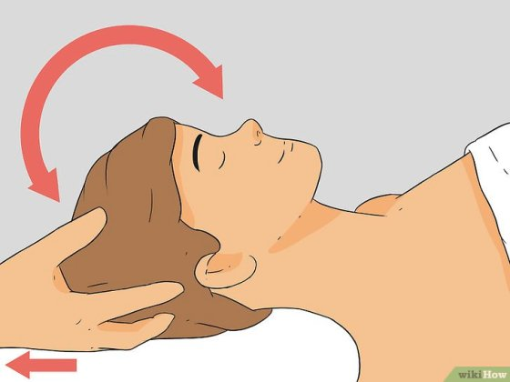 Immagine titolata Give a Head Massage Step 12