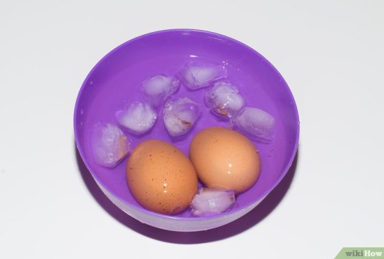 Immagine titolata Know if Hard Boiled Eggs Are Done Step 7