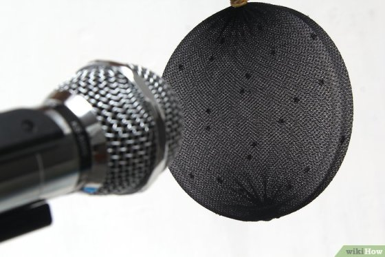 Immagine titolata Make a Pop Filter Step 13