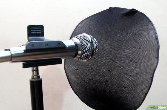 Immagine titolata Make a Pop Filter Step 4