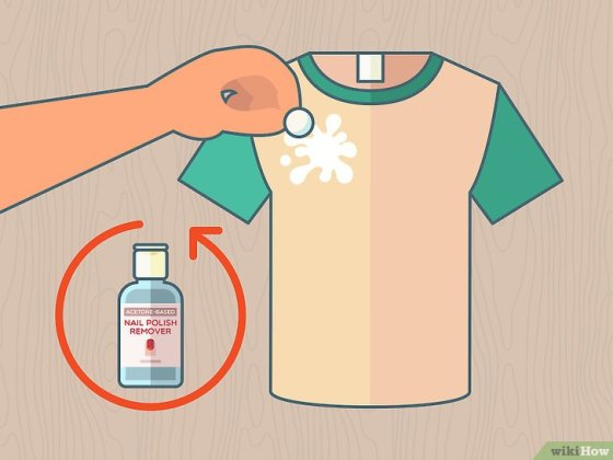 Immagine titolata Get Super Glue Out of Clothes Step 10