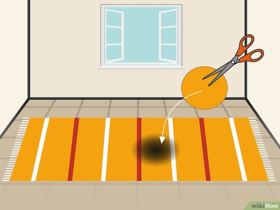 Immagine titolata Get Burn Marks Out of Carpet Step 4