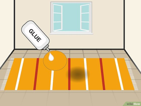 Immagine titolata Get Burn Marks Out of Carpet Step 9