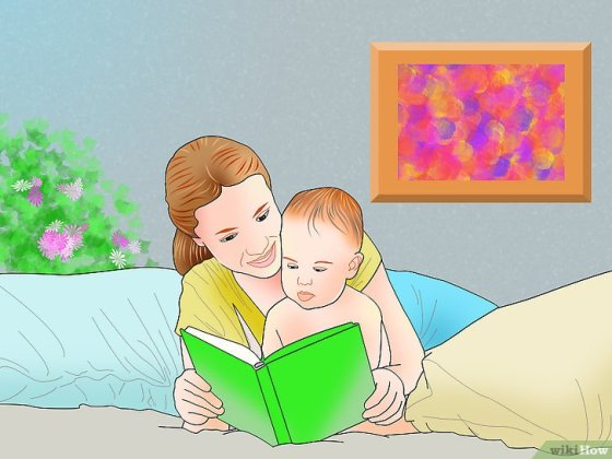 Immagine titolata Get a Teething Baby to Sleep Step 10