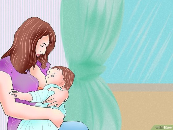 Immagine titolata Get a Teething Baby to Sleep Step 11