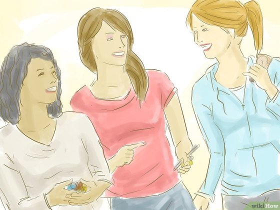 Immagine titolata Have Fun with Your Teenage Friends (Girls) Step 14