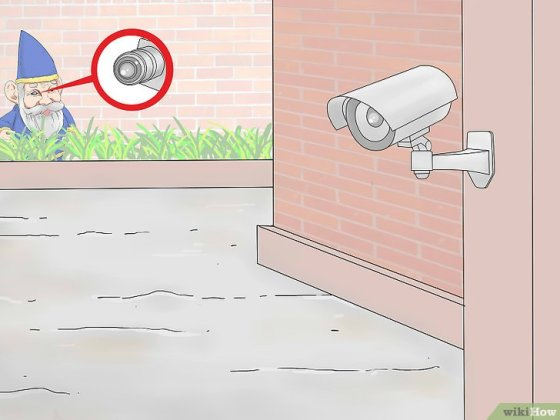 Immagine titolata Hide a Security Camera Outside Step 7
