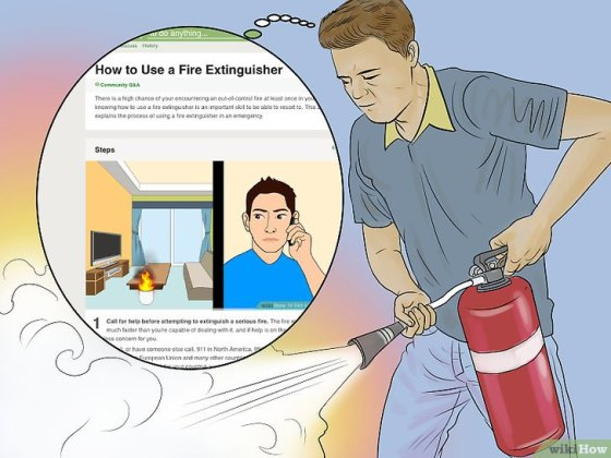 Immagine titolata Make a Disaster Plan for Your Family Step 17