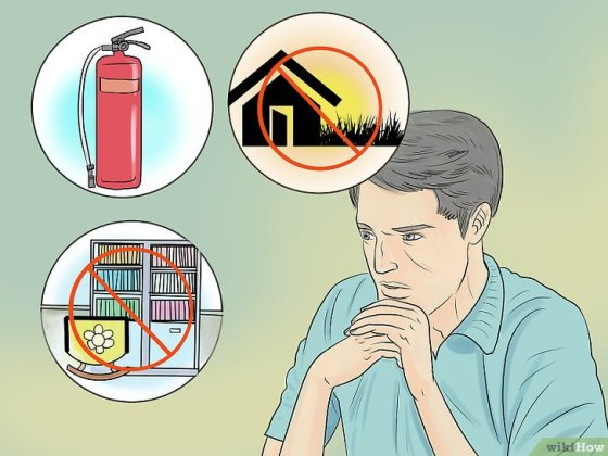 Immagine titolata Make a Disaster Plan for Your Family Step 6