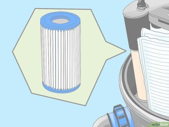 Immagine titolata Clean a Cartridge Type Swimming Pool Filter Step 2