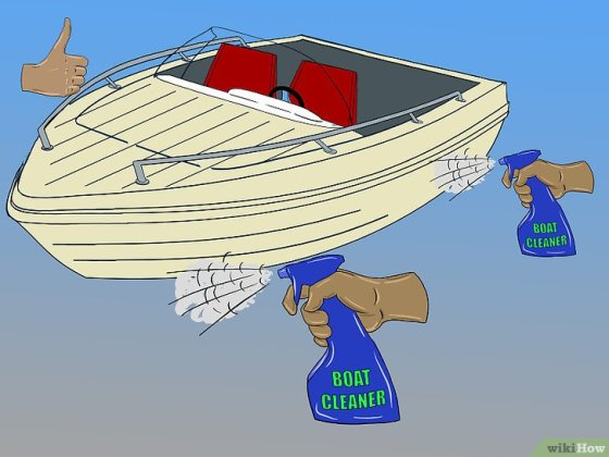 Immagine titolata Maintain Your Boat Step 2