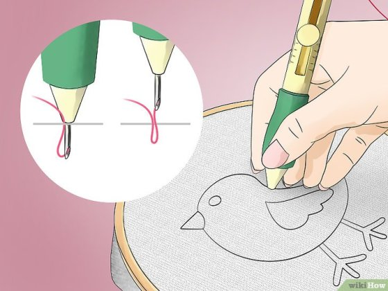 Immagine titolata Needle Punch Step 6