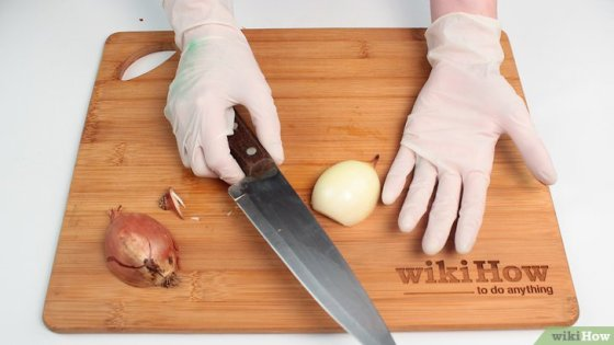 Immagine titolata Remove Onion Smell From Hands Step 11