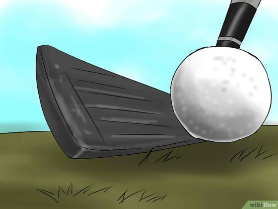 Immagine titolata Spin a Golf Ball Step 5Bullet1