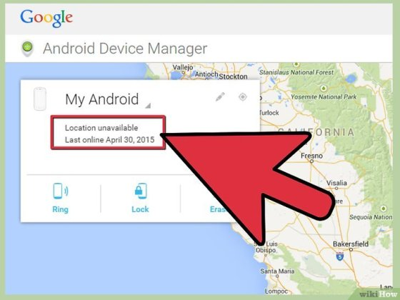 Immagine titolata Use Android Device Manager Step 8