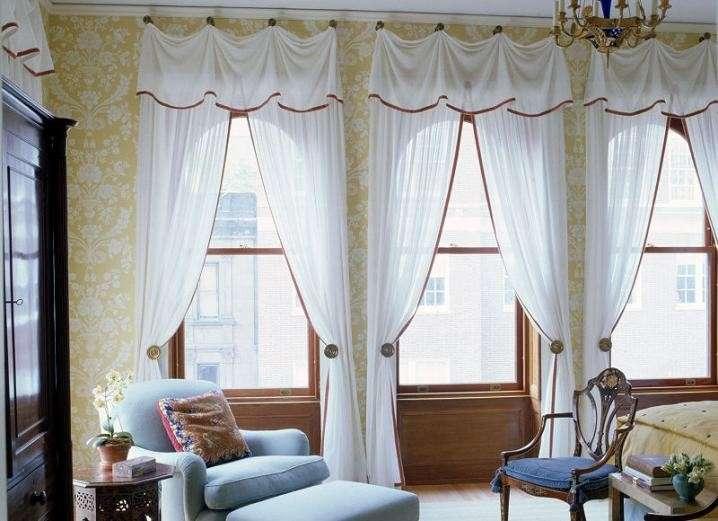 Per la camera da letto il rosa antico può andare bene: Come Fare A Scegliere Le Tende Per La Casa Come Fare