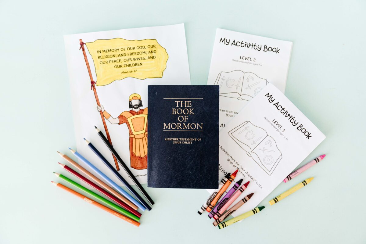 """August 6 - August 9 Come Follow Me Lesson for Kids, """"Stand Fast in the Faith of Christ"""" featured by Come Follow Me."""