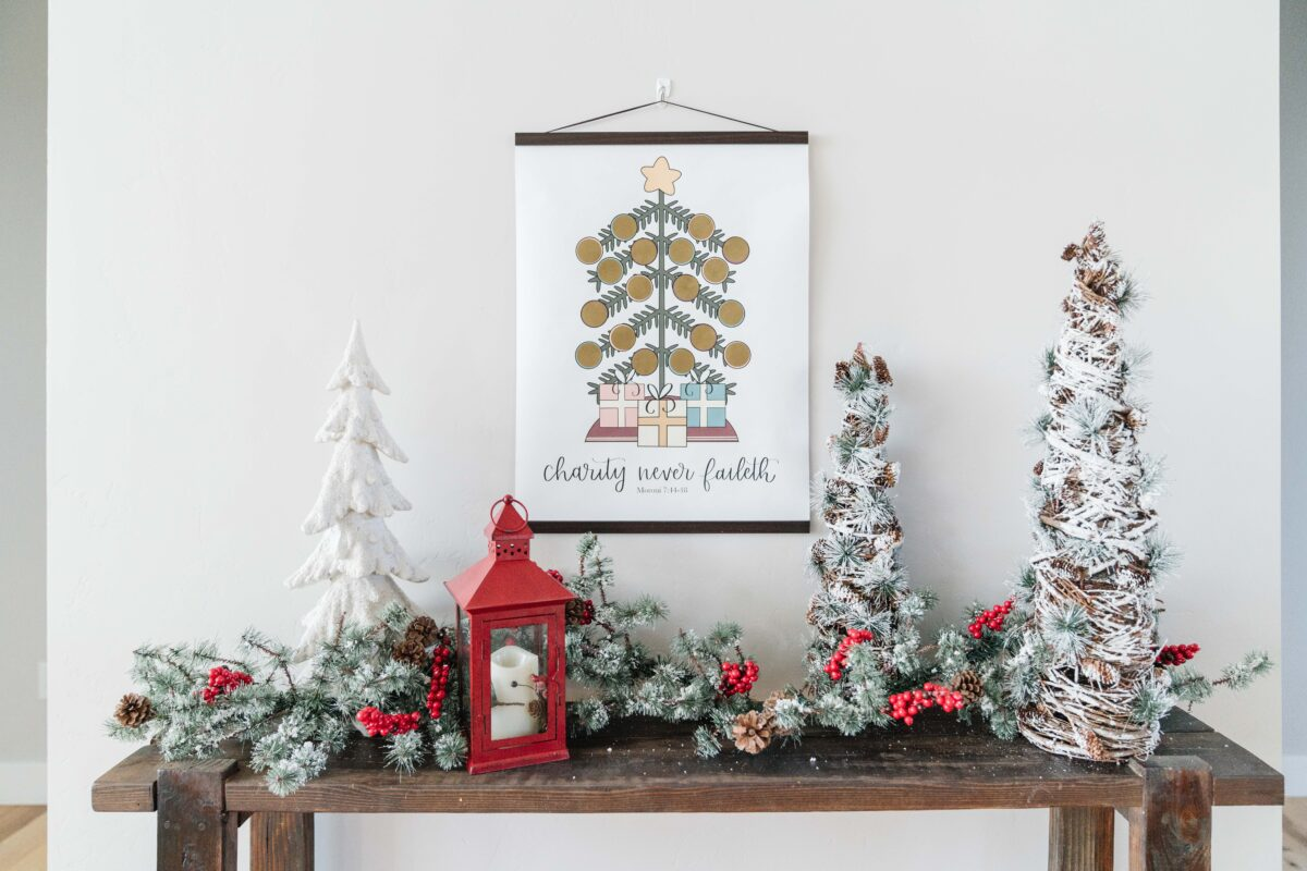 3 Christ Centered Christmas Traditions featured by Come Follow Me FHE
