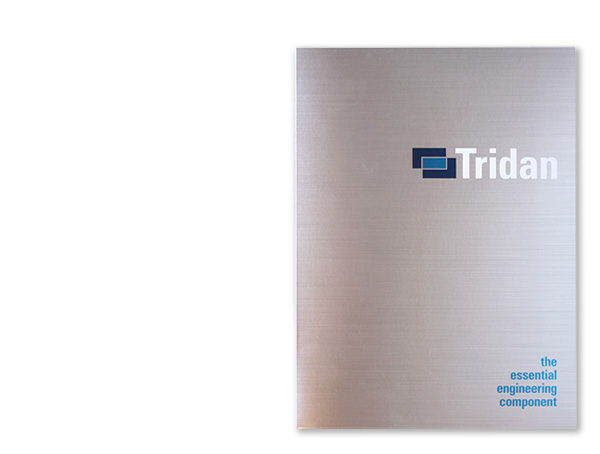 Tridan brochures  Come Hither Design  News