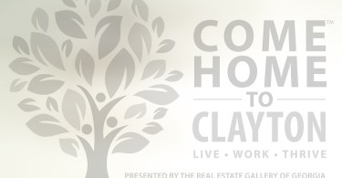 Come Home to Clayton - Live, Work, Thrive