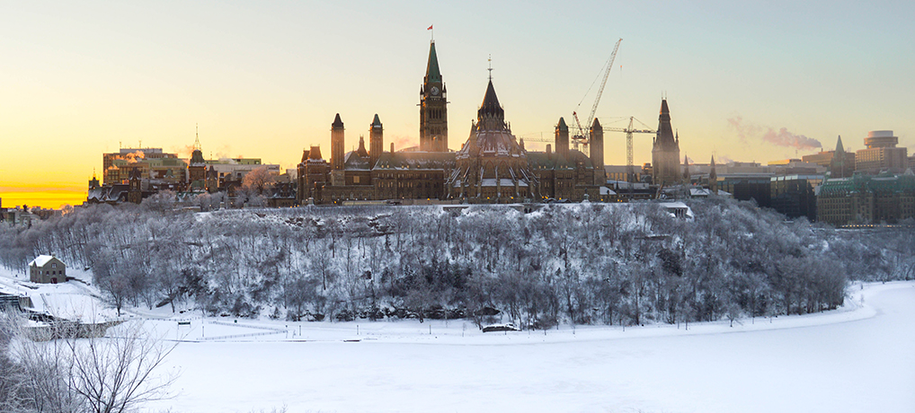 Ottawa: Cold Day in the Capital - Come Join My Journey