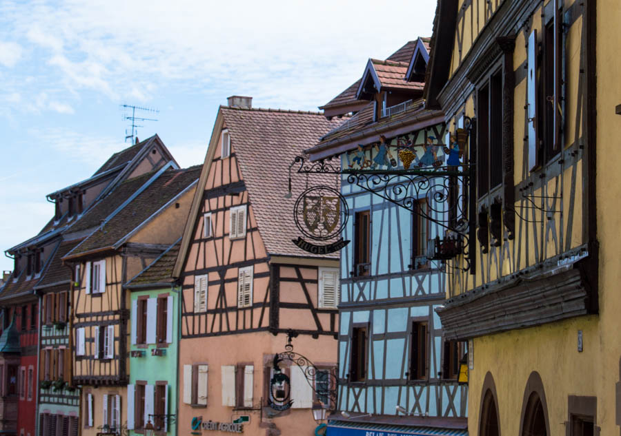 Riquewihr: Beauty and the Beast Fairytale Village - Come Join My Journey