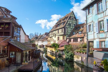 Riquewihr beauty and the beast fairytale village come Colmar beauty and the beast
