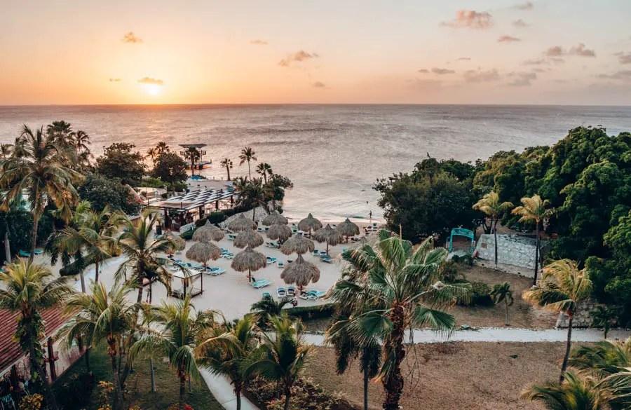 Hilton Curacao Beach Hotel-26