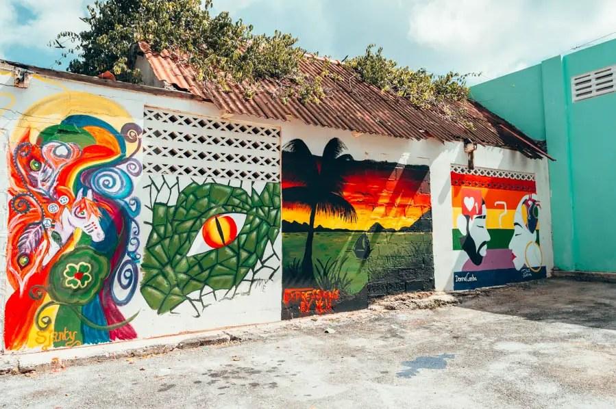 Willemstad Street Art