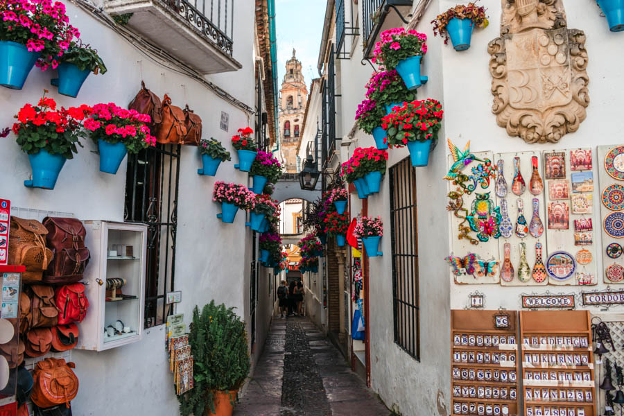 Calleja De Las Flores Cordoba S Flower Alley Come Join My Journey