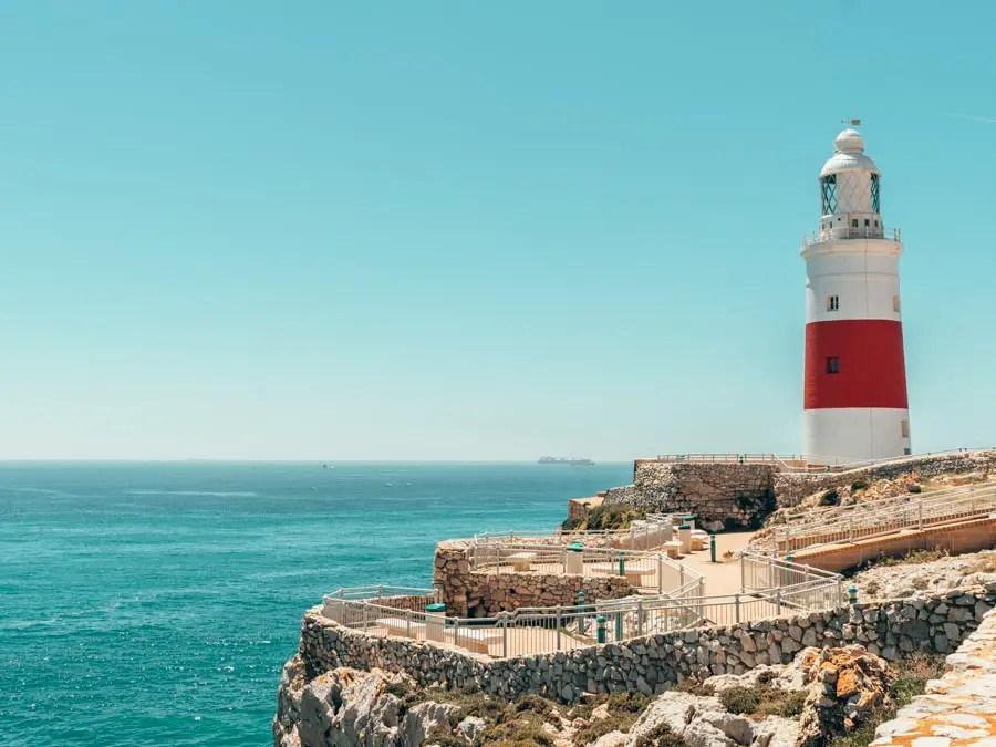 Europa Point - Gibraltar Day Trip