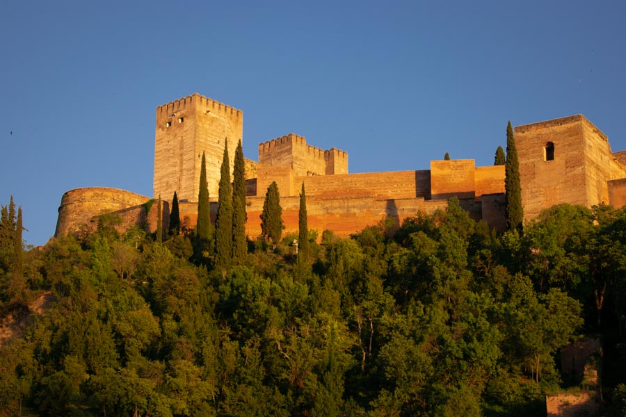 Best Views of the Alhambra