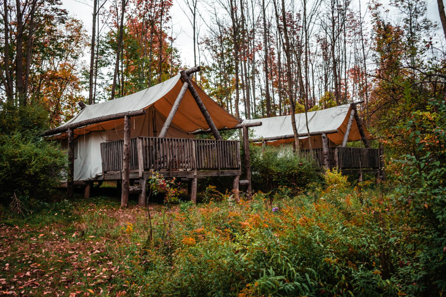 Firelight Camps in Ithaca NY