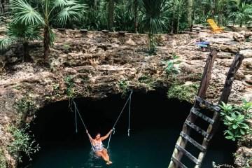 Tulum Cenote Calavera