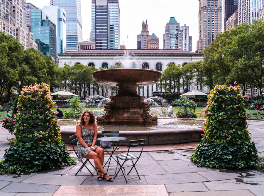The Best Parks in NYC - Bryant Park