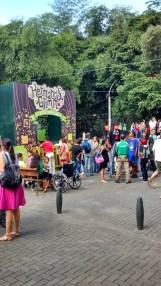 Los Hermanos Grimm en la Fiesta del Libro y la Cultura de Medellín