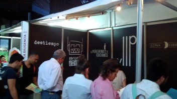 Editoriales independientes en la Fiesta del Libro y la Cultura de Medellín