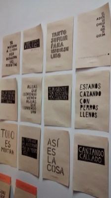 Frases en la Fiesta del Libro y la Cultura de Medellín