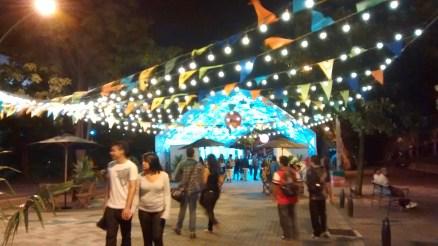 en la Fiesta del Libro y la Cultura de MedellínFiesta del Libro y la Cultura de Medellín
