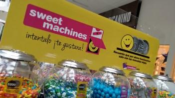 Dulces y poemas de COMELIBROS.COM y Sweet Machines