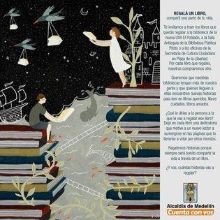 Regalá un libro Foto: Secretaría de Cultura