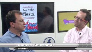 Alonso Salazar en COMELIBROS