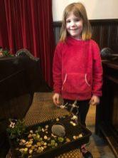 Abigail's Easter Garden